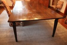 Large Farmhouse style Dining Table Southern Pine /Oak