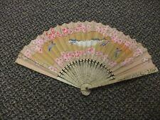 Vintage Hand Held Fan