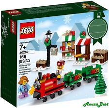 Lego Holidays 40262 Seasonal Lego Christmas Train Ride New Building Set Gift