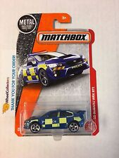 '15 Subaru WRX STI #60 * Blue * Matchbox 2017 * Case G * NE6
