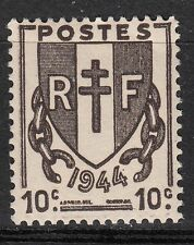 FRANCE TIMBRE NEUF N° 670 **  TYPE CHAINES BRISEES 1944