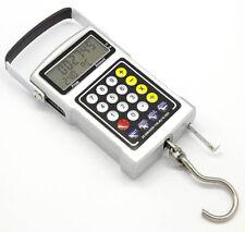 Balance Pèse Tout 50kg/ Horloge Thermomètre Calculatrice