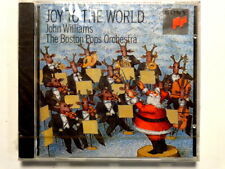 JOY TO THE WORLD - JOHN WILLIAMS - BOSTON POP ORCHESTRA - CD NUOVO E SIGILLATO