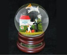 Olive The Other Reindeer Musical xmas Snow Globe mr Martini Penguin Otto Seibold