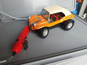 Blechspielzeug Buggy Fernlenkauto