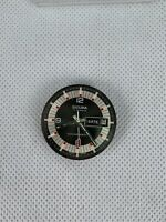Vintage Sicura Automatic Watch 17 Jewels Rare Old Mechanical 1970's  For Parts