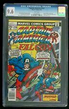 Captain America #220 CGC 9.6 1st apperance & Origin of Ameridroid March 1978