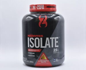 CytoSport Monster Isolate Protein, Chocolate Peanut Butter Banana 4.4lb EXP:1/22