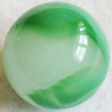 """Akro Agate Marble Moss Agate Marbles Green 1"""" Boulder MINT-"""