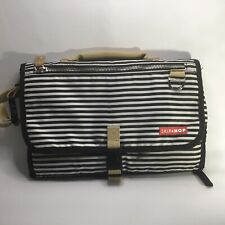 Skip Hop Jonathan Adler Pronto Nappy Diaper Change Clutch Mini Bag Mat.