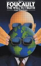 Michel Foucault: The Will to Truth, Sheridan, Alan, Good Book