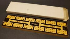 Vintage Canadian Airlines Cribbage Board New in Box