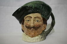 Mint, Large Royal Doulton Toby Jug The Cavalier, A Stamp, from England, (12)