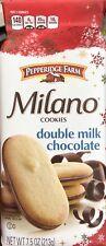 Pepperidge Farm Milano Double Milk Chocolate 213g