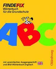 Findefix - Neubearbeitung. Wörterbuch für die Grundschule mit Bild-Wörte ... /5