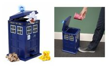 DOCTOR WHO Collectible TARDIS Trash bin with LIGHTS & SOUNDS - BRAND NEW BBC
