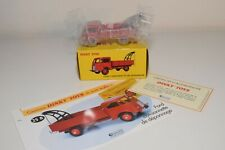 TT 1:43 ATLAS DINKY TOYS 25R 25 R FORD CAMIONNETTE DEPANNEUSE DEPANNAGE RED MIB