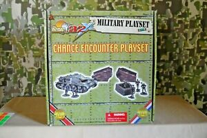 Ultimate Soldier Chance Encounter Playset incl. Jagdpanzer E100 Tank 1/32 (T-231
