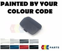 BMW NEW OEM E92 E93 REAR BUMPER TOW HOOK EYE COVER PAINTED BY YOUR COLOUR CODE
