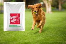 15kg PREMIUM FAMILY & DOG HARD-WEARING TOUGH  LAWN GRASS SEED CERTIFIED SEEDS