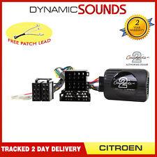 Xtrons Pumpkin Car Stereo Stalk Control Adaptor For Citroen Relay Jumper