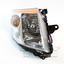 07-09 Nissan Sentra   headlight Assembly-NSF Certified Left TYC 20-6810-00-9