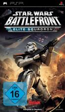 Elite Star Wars Battlefront escuadrón. PSP | utiliza