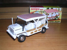 DINKY 106 PRISONER MINI MOKE & BOX - MAGNIFICENT!