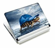 """Tortoise Laptop Sticker Skin Decal For 15'' 15.6"""" Sony HP Dell Acer Toshiba PC"""