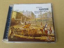 Haydn, quatuors op. 74 Apponyi, Kocian Quartet, SACD Praga comme neuf