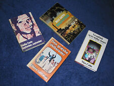 Danish translations: COMEDY & HISTORICAL NOVELS: M. Catto; E. Lottman; S. Foote