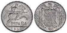 5 CENTS-5 CÉNTIMOS. Al. FRANCO. ESTADO ESPAÑOL. 1953. XF/EBC. ESCASA.