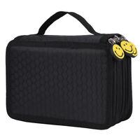 Large Capacity Pencil Pen Case Makeup Storage Bag Organizer Travel Student