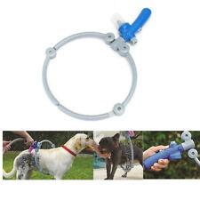 Foldable Dog Puppy Pet Washer Cleaner 360 Spray Adjustable Bath Shower Kit Tool