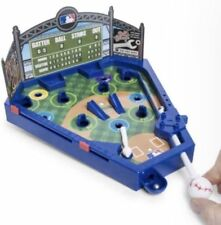 MLB Baseball Pinball Table Top Game with All 30 Teams Stickers w