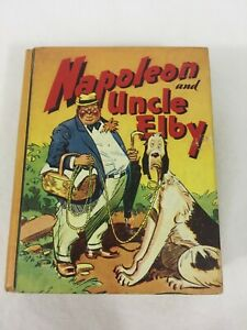 BIG LITTLE BOOK NAPOLEON AND UNCLE ELBY 1938 SAALFIELD #1150 VERY FINE
