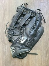 New Louisville Slugger XENO  XNRF17125 12.5 Inch RHT Softball Black