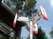 Vertical axis Domestic Wind Turbine Generator Darrieus Savonius Boat House 100W