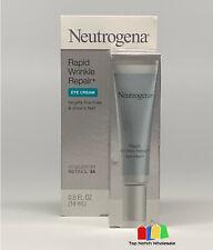 Neutrogena Rapid Wrinkle Repair Eye Cream 0.5 oz