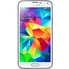 Samsung Galaxy S5 SM-G900V Verizon Unlocked 16GB Shimmery White Smartphone