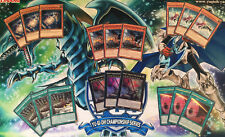 Train Deck Support Core Lot 18 Cards German YU-GI-OH HOLOS Collection NM #63
