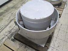 Greenheck Rooftop Exhaust Fan CUBE-180HP-15-G Used