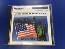 TECHNICS floppy per KN TASTIERA Serie-Stili di United of America, VOL 2