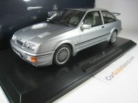 FORD SIERRA RS COSWORTH 1986 1/18 NOREV (GREY METALLIC)