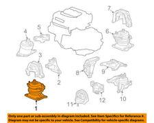 50830TA1A01 Acura OEM 13-15 RDX Engine Motor Mount Torque Strut