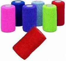 "New listing Andover Coflex-Vet 4"" Bandaging Tape Flexible Wrap Equine Small Animal"