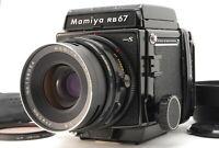 【 MINT 】 MAMIYA RB67 ProS W/ Sekor C 90mm F3.8 Lens Medium Format Film Camera