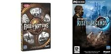 Rise of Nations & Rise of Legends