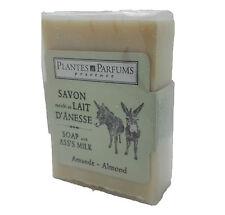 Jabon de Leche de Burra Plantes & Parfums PROVENZA Aroma Almendras 7134almendra