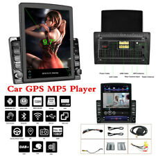 9.7In Vertical Screen Car Bluetooth Stereo FM Player Android9.1 GPS Sat NAV 2+32